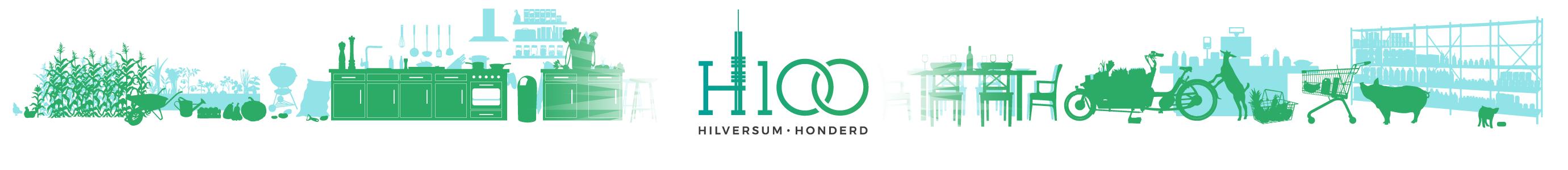 Hilversum 100  - 100% duurzaam in 2050