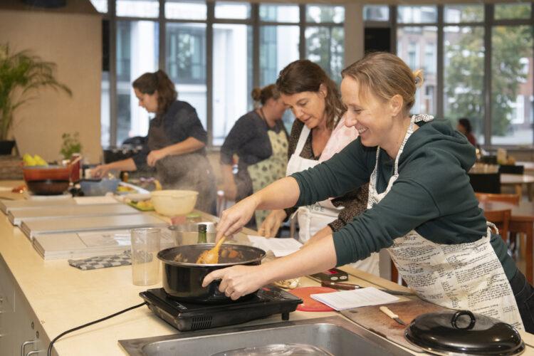 """Workshop """"Koken met No Waste"""" en open aanschuiftafel Tante Jans"""